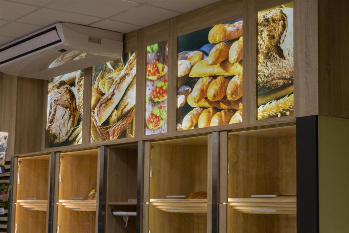 architekt wnętrz projektowanie sklepów spożywczych