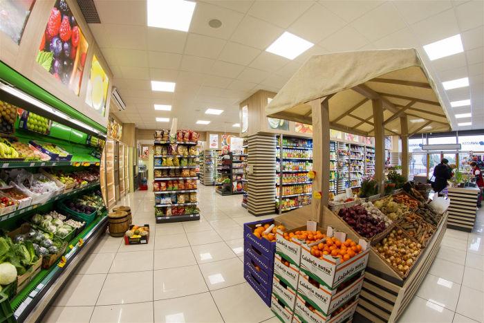 producent mebli do sklepów spożywczych